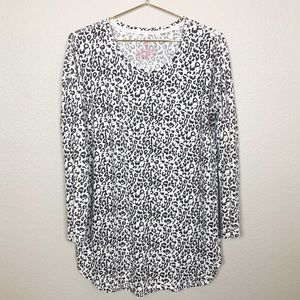 Victoria's Secret Leopard Night Shirt